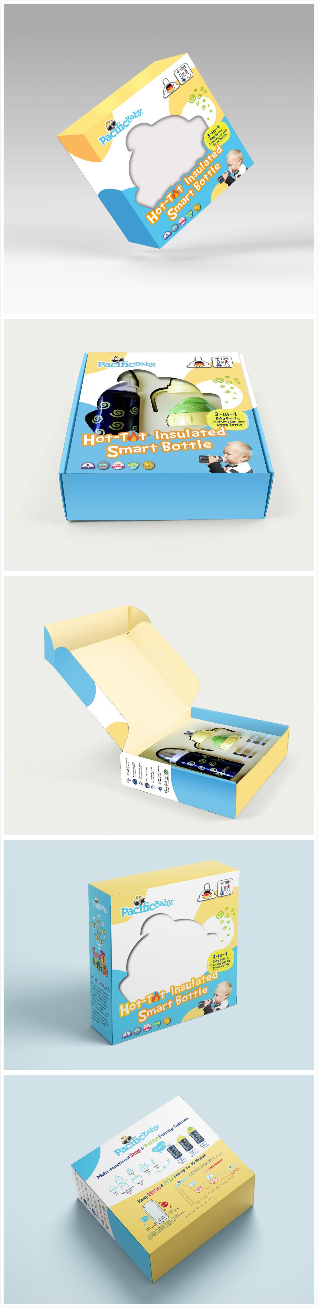 逗寶-奶瓶禮盒包裝